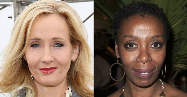 J.K. Rowling slams critics of the actress cast as Hermione in new play: