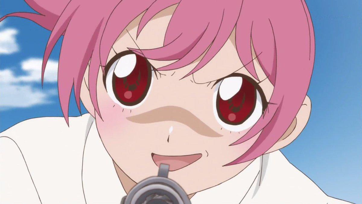 本日、12月22日は、『さばげぶっ!』の園川モモカさんの誕生日です。おめでとうです。個人的には、からあげ☆レモン氏との絡