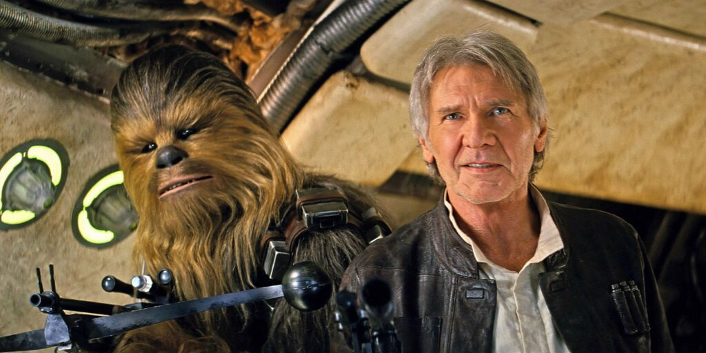 BREAKING #StarWars NEWS! #TheForceAwakens actually made $528m worldwide! A NEW record, BEATING Jurassic World! https://t.co/0LwsdPx2sQ