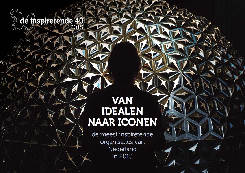 'Van idealen naar iconen': de 40 meest inspirerende merken van Nederland: <a href=