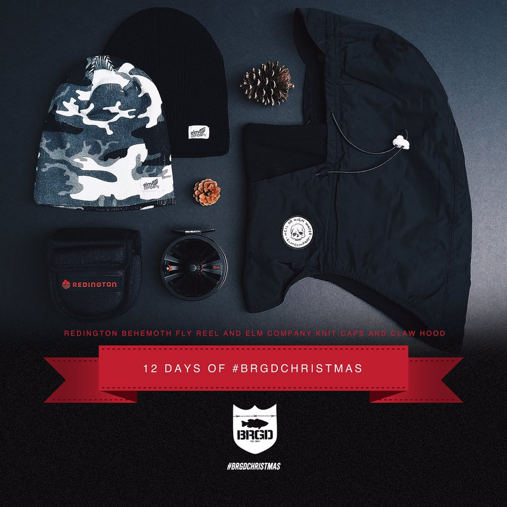 On the 8th day of Christmas... Retweet for a chance to WIN this kit with hashtag #brgdchristmas #bassbrigade https://t.co/96O08xsvIL