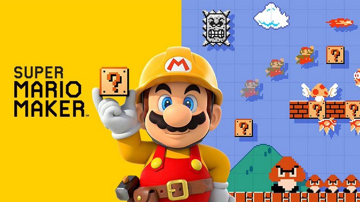 Super Mario Maker is GamesBeat's Game of the Year https://t.co/OWdE6Isjoq https://t.co/JpnzJlPNo5