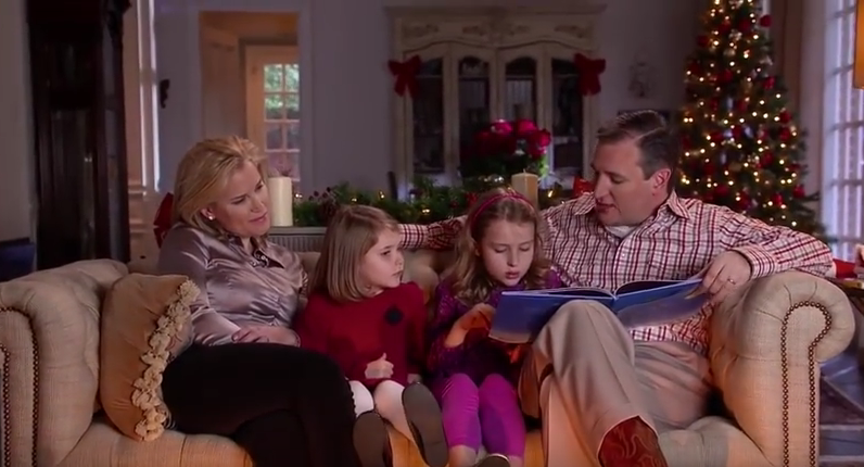 Texas senator @tedcruz parodies himself in latest 'SNL'-like Christmas ad https://t.co/hn3dEZtZ2x https://t.co/buQIWMdNxg