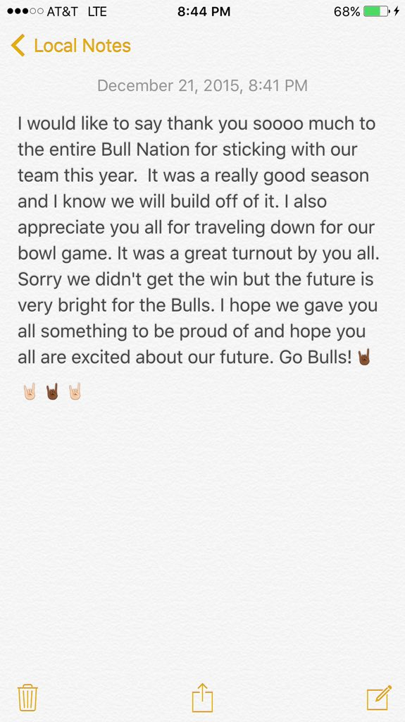 BullsUnite#WeWillBuildItTogether https://t.co/i6tOMsWUk6