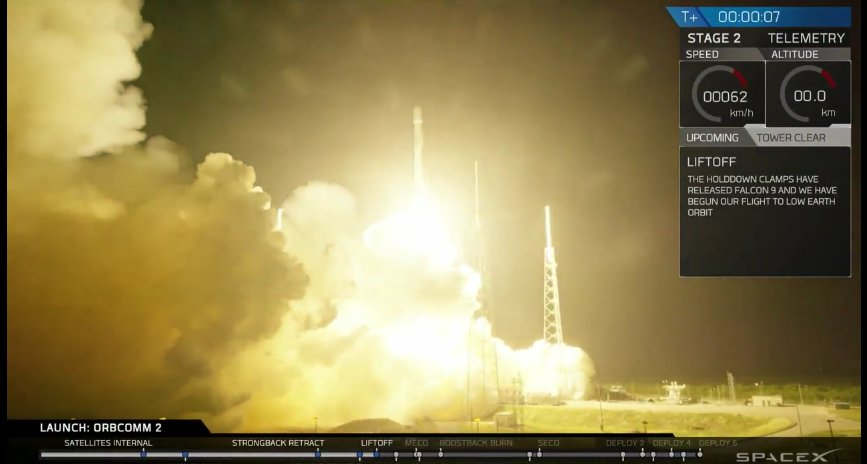 100 percent mission success. SpaceX Falcon 9 returns. Lands. Does her job. Holy Moly! I need a drink. AMAZING! https://t.co/zTGNnVazOO