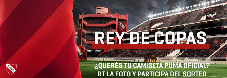 ¿Querés tu camiseta de #Independiente para festejar las fiestas? RT y participa del sorteo. https://t.co/kHrWyQvUmB