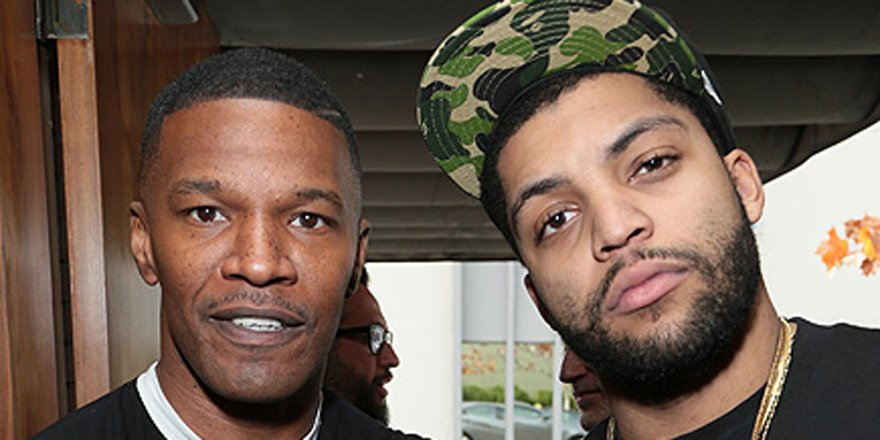Jamie Foxx really, really wants Straight Outta Compton to get award season recognition