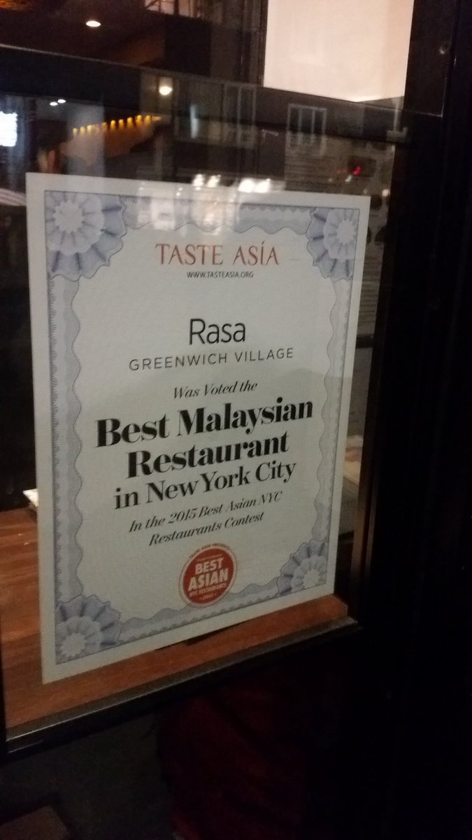 Thank you @rasanyc for being our great partner, as always.