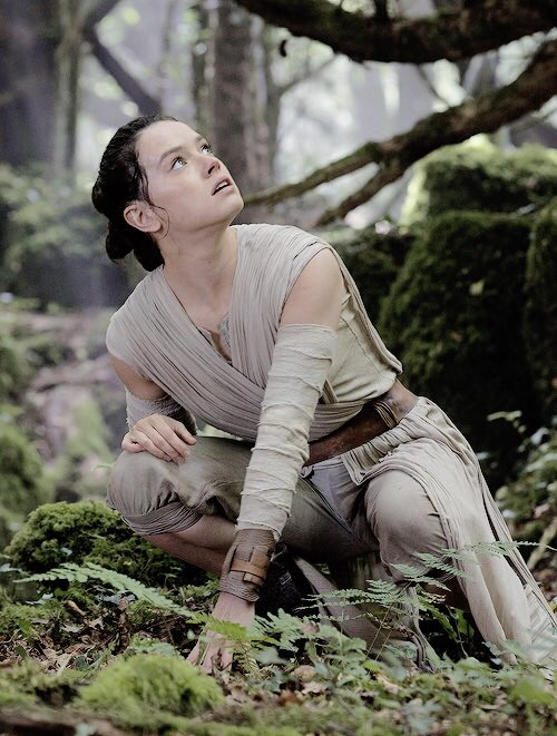 Rey is so important
