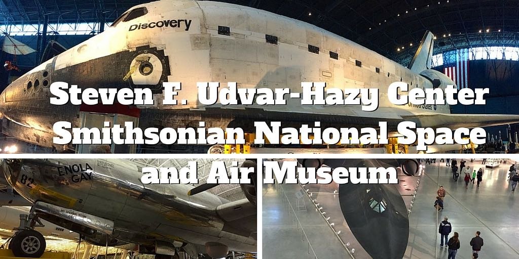 RT @chris2x: Near Dulles Airport – Udvar-Hazy National Space & Air Museum travel @Dulles_Airport