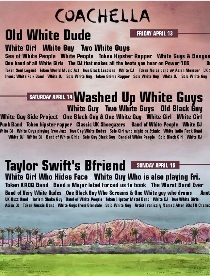 Found: the #honest #Coachella poster https://t.co/Vse8OGS5dU