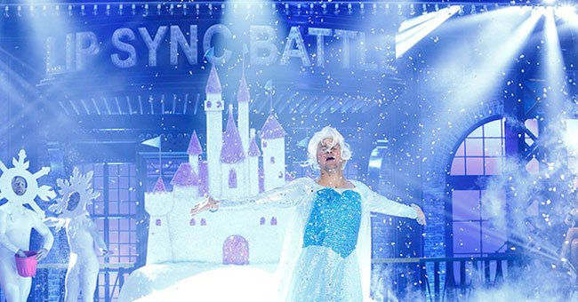 If you haven't seen Channing Tatum as Frozen's Elsa, then watch it