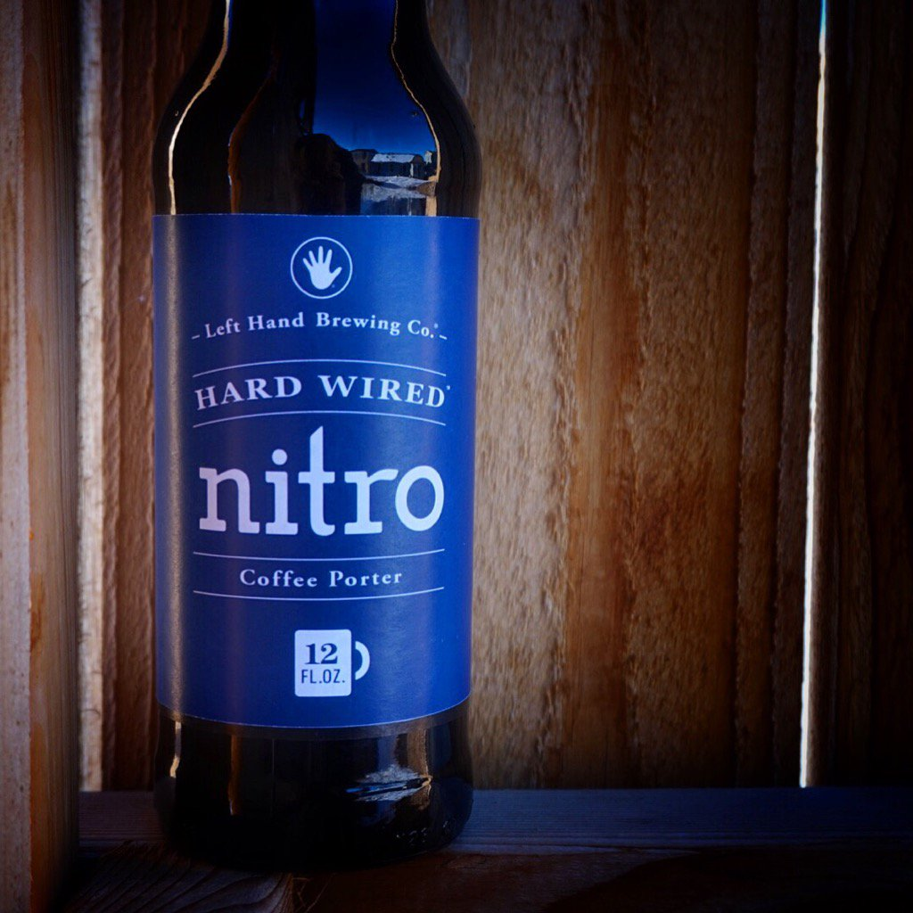 Coming this February,  introducing our first #Nitro seasonal: Hard Wired Nitro. #CoffeePorter #PourHard https://t.co/vKofiB4ZAT