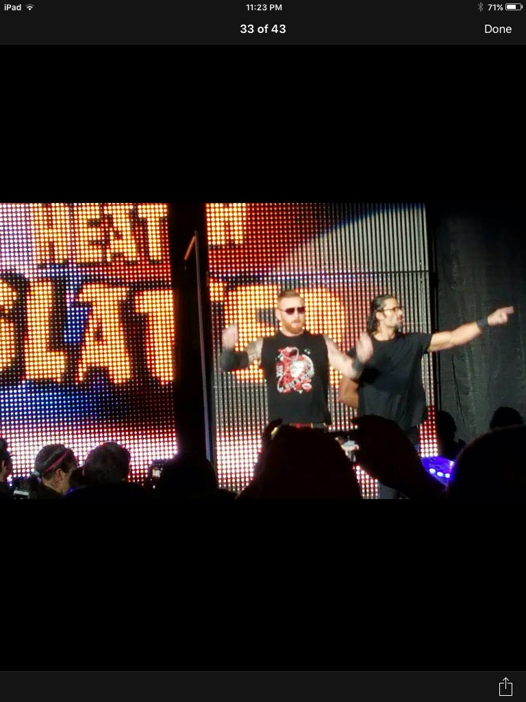 @HeathSlaterOMRB & @WWEAdamRose At #WWEHidalgo https://t.co/gRLiSt7H5v