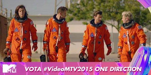 ¡2 días para cerrar las votaciones del #VídeoMTV2015! La cosa está que arde entre @onedirection y @FifthHarmony https://t.co/zDOeu3xLMl