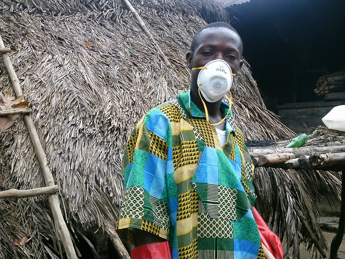 Touched by Ebola: communities use photography to tell their stories