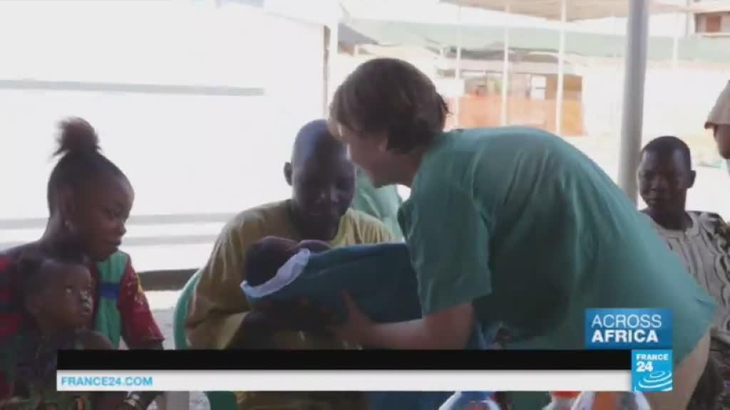 ACROSS AFRICA - Guinea declared free of Ebola