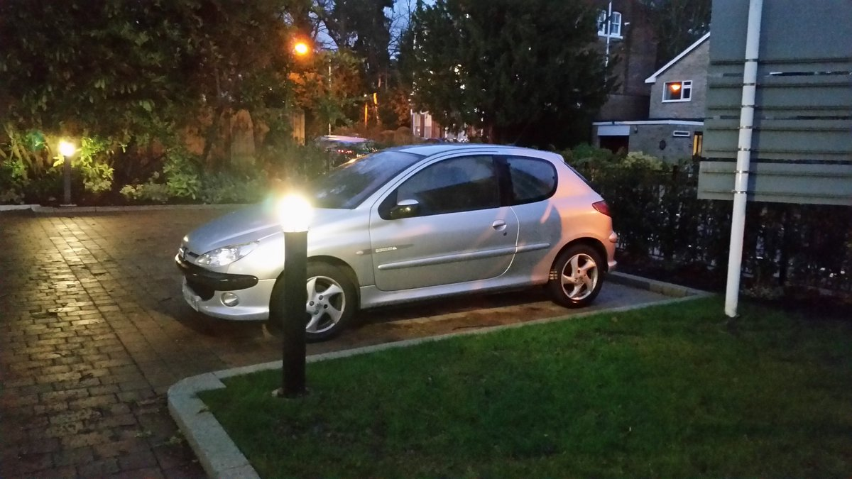 Anyone want to buy my beloved 04 plate Peugeot 206 Quicksilver 16v 1.4l? Full service history. 1 owner. https://t.co/18ay4YUzVf