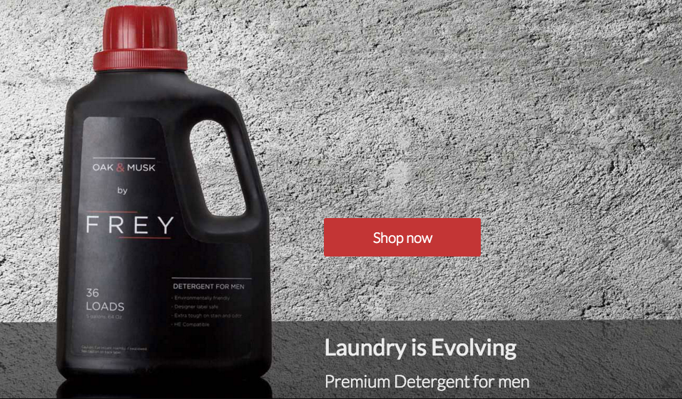 "Masculinity so frail that we need laundry detergent ""for men"" https://t.co/fc3DNxtdoO"