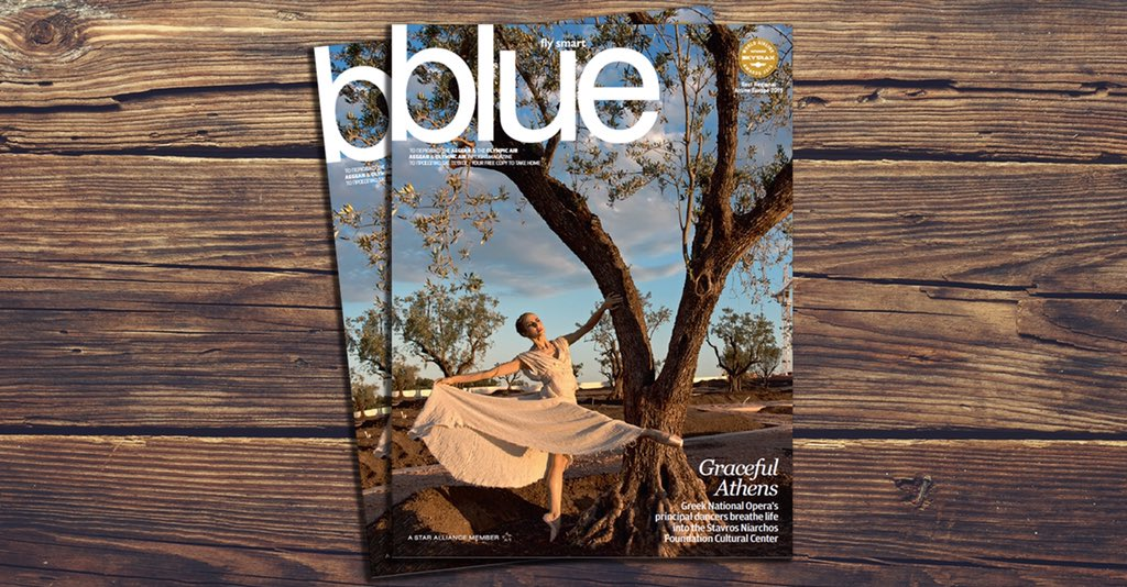 New Year! New BlueMagazine! Enjoy it in your next flight or read it online @