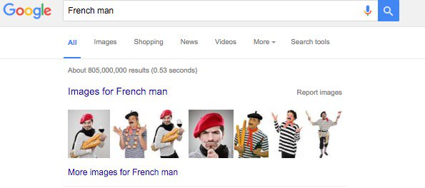 According to Google search, all French men are mimes. https://t.co/gDx1OeRq7Q