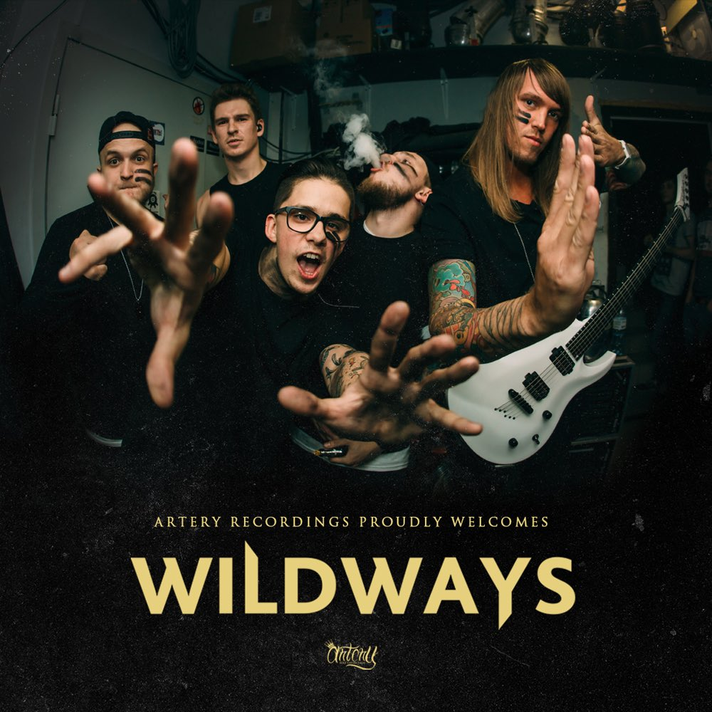 We are excited to announce the signing of @wildwaysband! Follow them & be on the lookout for new music coming soon! https://t.co/R2PUT4uqtm