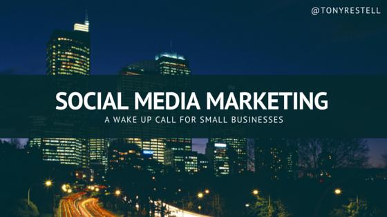 Social Media Marketing - A Wake Up Call for Small Businesses #smm #socbiz https://t.co/sorfnUDTBb https://t.co/0dexw7HlRM