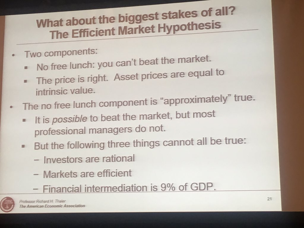 Funny slide from Thaler: https://t.co/Ofu9xraVM4