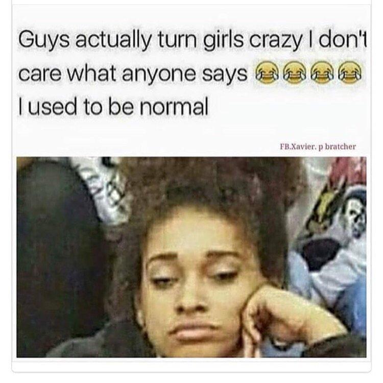 No really tho