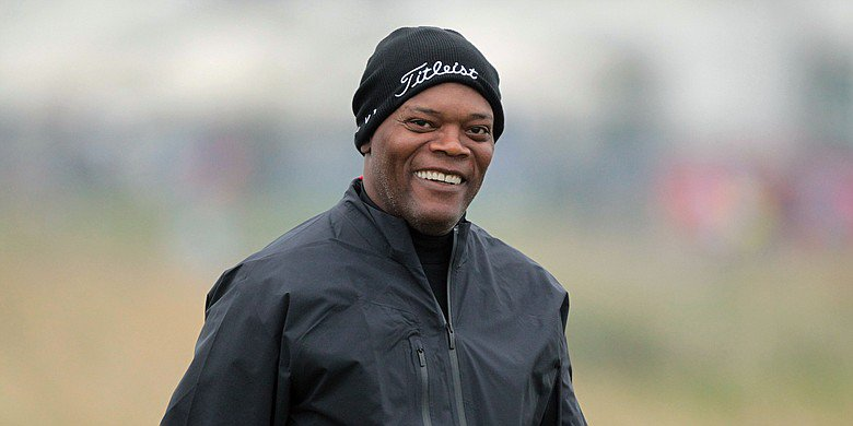 Samuel L. Jackson says Trump cheats at golf and gave him surprise bill for membership fees: https://t.co/uALRrR3l6M https://t.co/m3VPj4FxgX