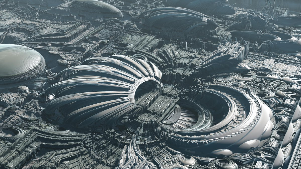 The imaginary, procedural cities of the Mandalay fractal https://t.co/8qs8r3RiMn https://t.co/epKVIHRHEo
