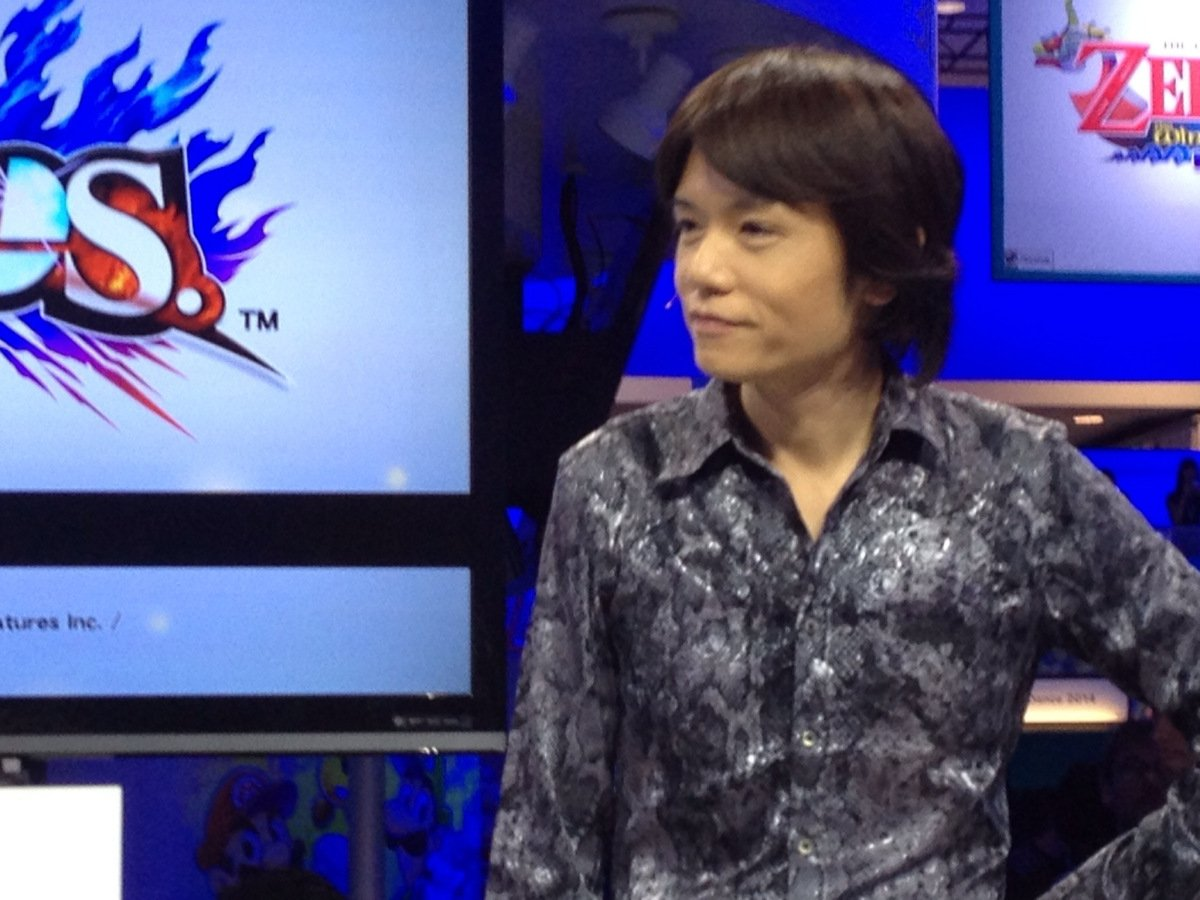 Smash Bros Creator Sakurai Confirms He's Working On Next Project https://t.co/mmzYG5aqEo https://t.co/aECbp6gKcG