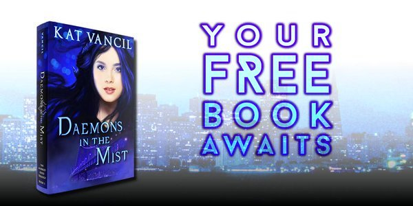 For a limited time get DAEMONS IN THE MIST for FREE when you sign up for Kat's VIP list! https://t.co/JZRuQTkuj1 https://t.co/ApVu00lo8k