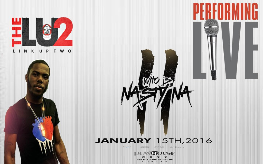 January 15th live performance by @NastyNa215  #PlayHouse #822 https://t.co/ndFkqIOYjw