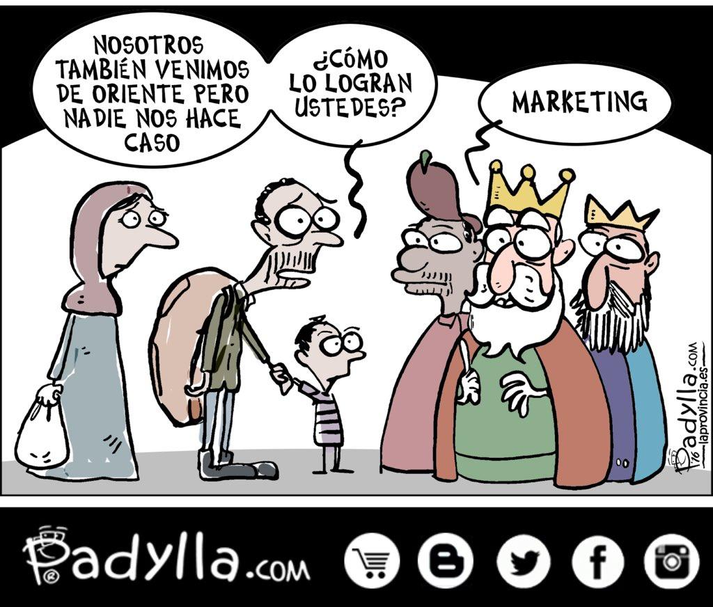 También vienen de Oriente. Hoy en @laprovincia_es y @la_opinion  https://t.co/bKPDkqLd3c #ReyesMagos https://t.co/4SwiccHylc