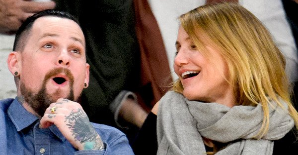 Cameron Diaz & Benji Madden are celebrating their 1st wedding anniversary today:
