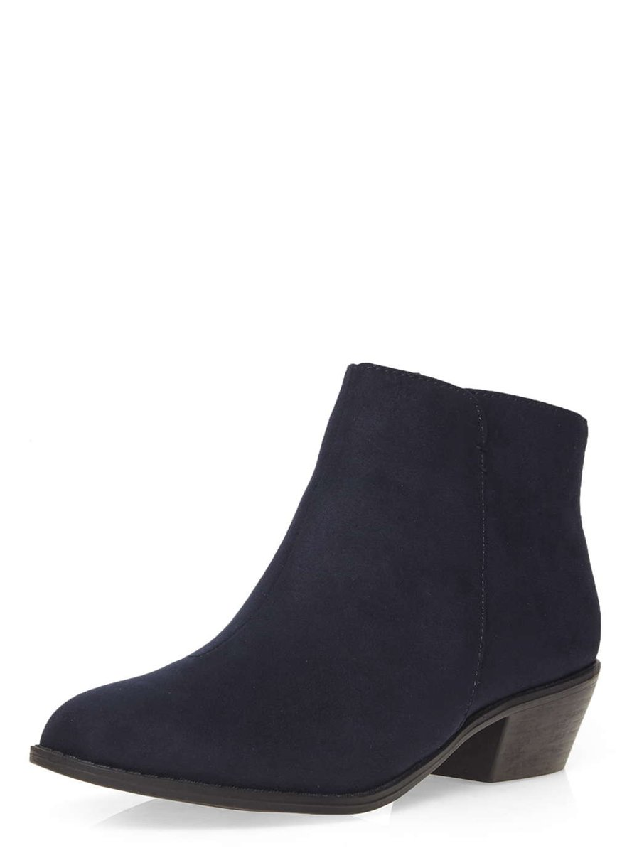 Dorothy Perkins (@Dorothy_Perkins): Retweet to #win these navy ankle boots! #Tuesdayshoesday https://t.co/DOycM9mnc2 https://t.co/tRX213yXGj