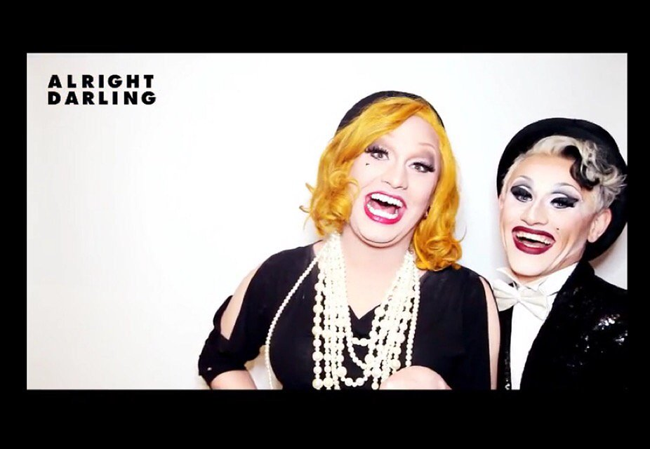 So @Alright_Darling have a kickstarter! I interviewed @JinkxMonsoon and you could hear it! https://t.co/0kpPAxMJ5Q https://t.co/ri246PWvCU