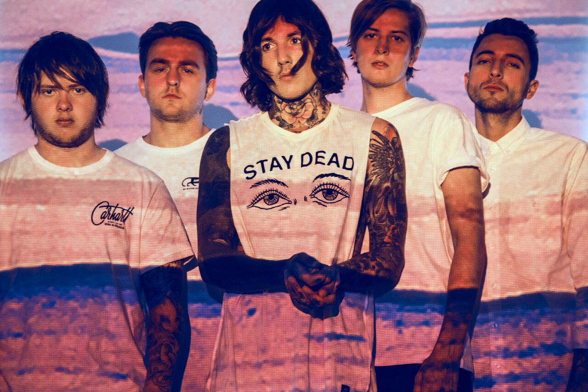 ICYMI @bmthofficial 2016 tour includes hometown gig @SheffieldArena tickets on sale Fri https://t.co/cdmDdWpQpX https://t.co/2ldmYSvR48