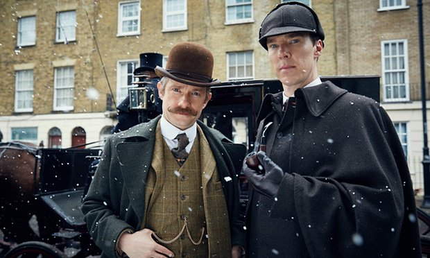 Sherlock: The Abominable Bride tops box office in China after UK TV success https://t.co/CcHZ6E83t4 https://t.co/9SCU1dmATR