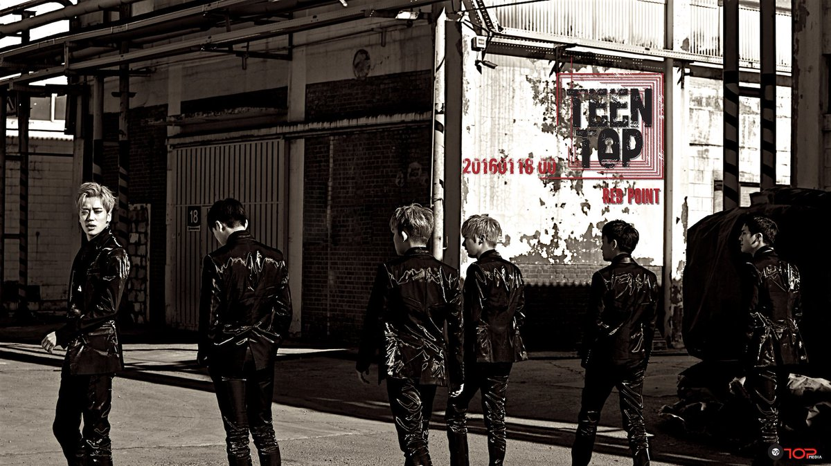 TEEN TOP RED POINT Image Teaser https://t.co/7e64xYwLth