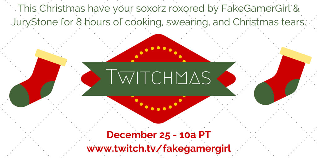 Twitchmas is coming! https://t.co/c0qQedcHbr https://t.co/j1QYGf6K8Q