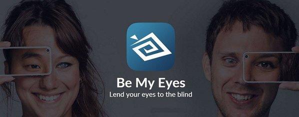 #DoIt @Snapmonk Giving Gift of Sight w/ an iPhone App for Blind https://t.co/zqgmlQ3ZiK #startups @MrBenjaminMann https://t.co/aAq7sXE3iK