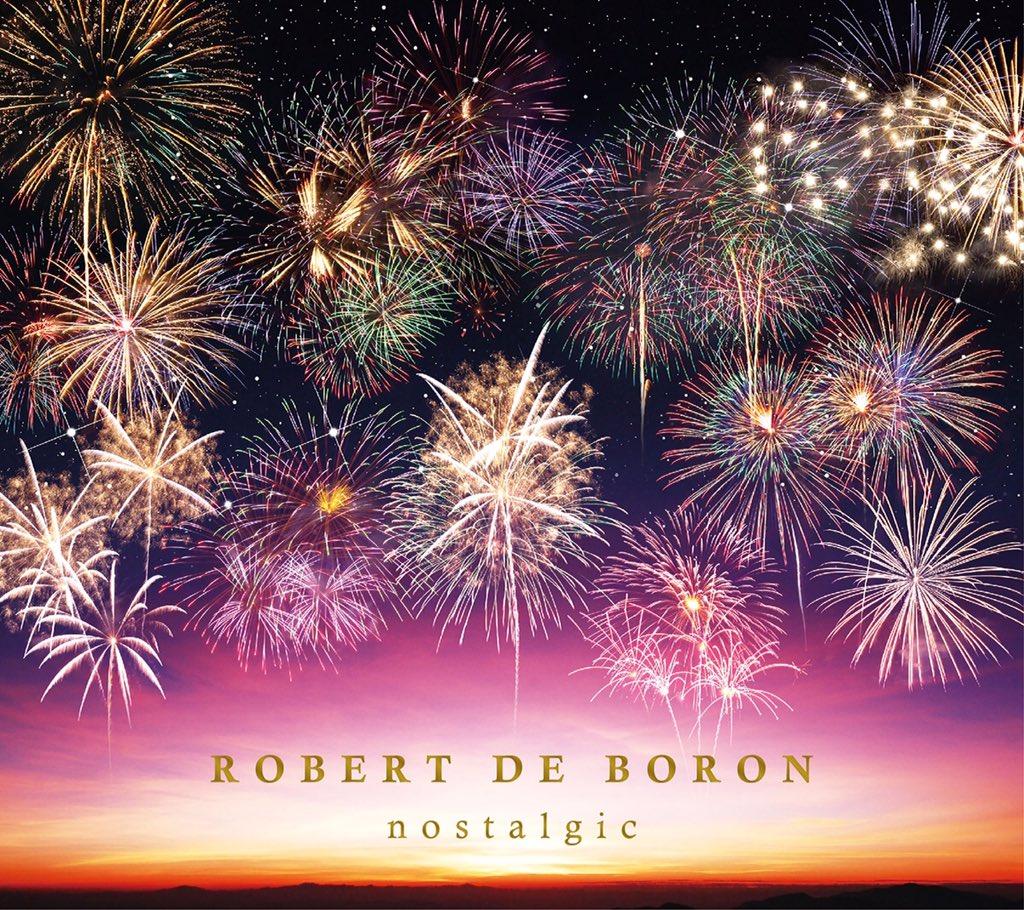 Robert de Boron初のベストアルバム『nostalgic』ついにジャケット、リリース日公開です