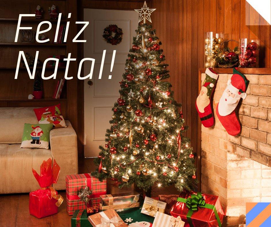 Um bom dia muito especial para toda a família Shoptime nessa manhã de Natal!