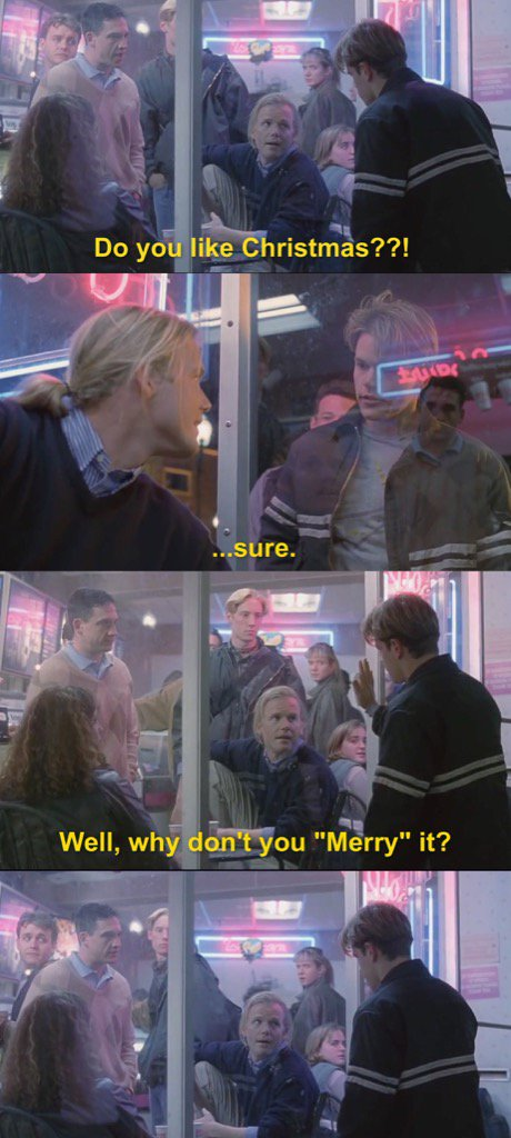 Fixed this scene in Good Will Hunting so it made a little more sense. Merry Christmas! https://t.co/B14SdqQs6f