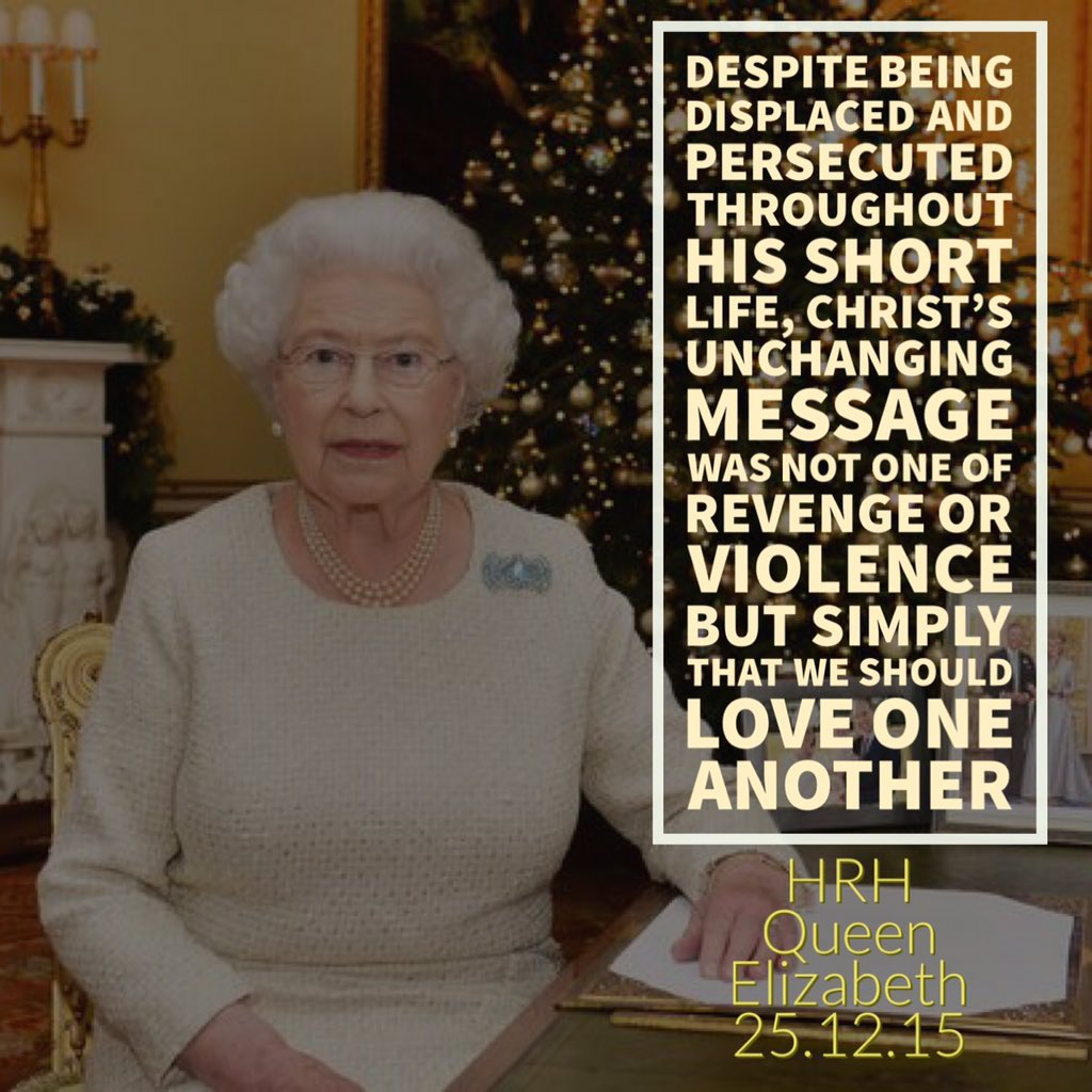 Nice job your majesty. #refugeeswelcome https://t.co/dg3x2m8TvN