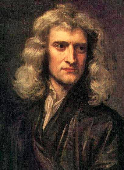 """""""If I have seen further it is by standing on the shoulders of Giants.""""  ― Isaac Newton, born this day in 1642. https://t.co/7IhvNWQQsJ"""