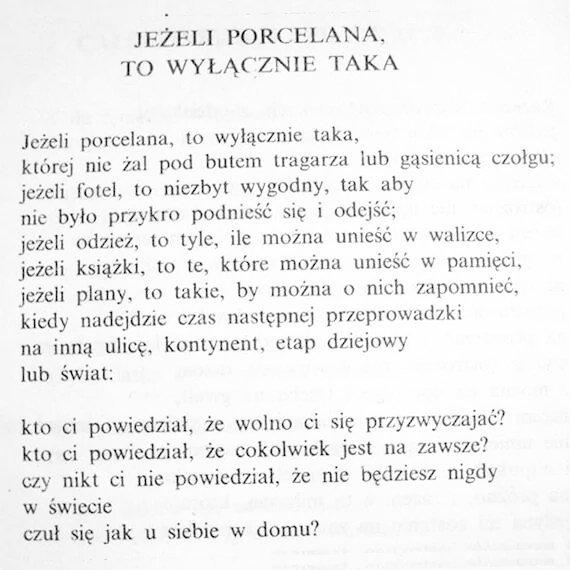 W rocznicę śmierci Barańczaka, też się podzielę moim ulubionym jego wierszem... https://t.co/sRkiqCwRQe