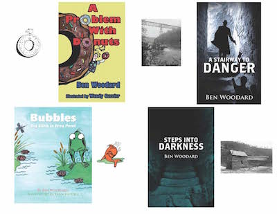New Kindle? #Free with #KindleUnlimited. Picture books & Teen mysteries https://t.co/4TrTVesYEI https://t.co/U1Z8ZWPHNG